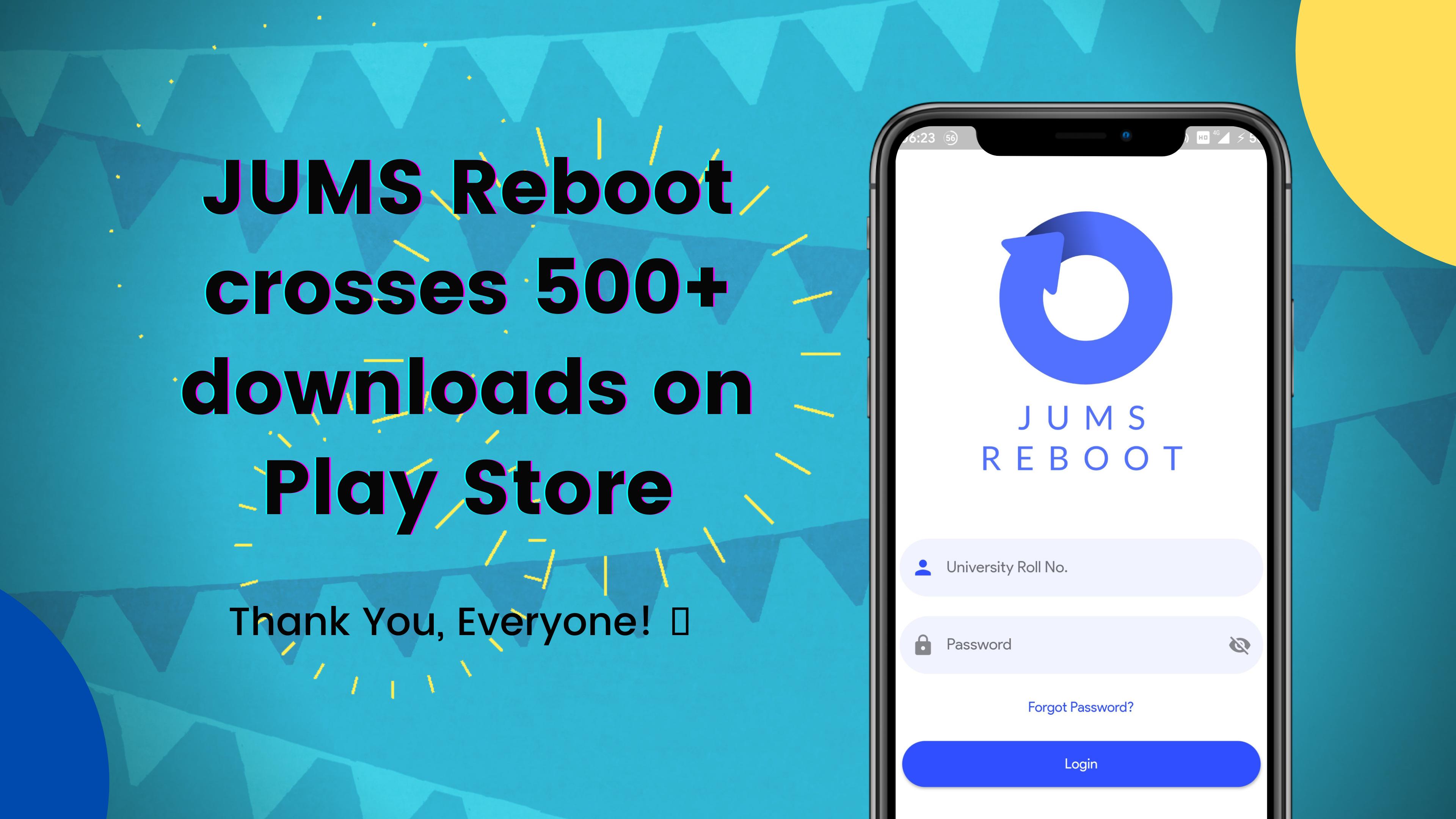 JUMS Reboot